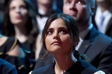 Jenna-Louise Coleman National Television Awards - Show