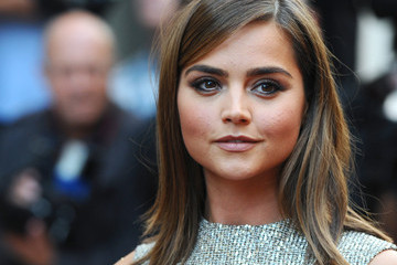Jenna-Louise Coleman Arrivals at the GQ Men of the Year Awards