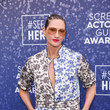 Jenna Lyons SeeHer Red Carpet Platform At The 	26th Annual Screen Actors Guild Awards