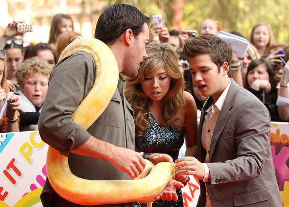 Jennette Mccurdy And Nathan Kress Photos Photos 2011 Nickelodeon