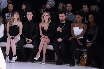 Jennette McCurdy August Getty - Front Row - Mercedes-Benz Fashion Week Fall 2015