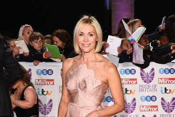 Jenni Falconer Pride Of Britain Awards 2018 - Red Carpet Arrivals