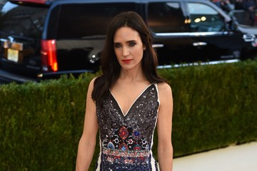 Jennifer Connelly 'Manus x Machina: Fashion in an Age of Technology' Costume Institute Gala