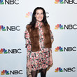 Jennifer Creel NBC And The Cinema Society Host A Party For The Casts Of NBC Midseason 2020