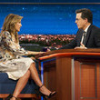 """Jennifer Esposito CBS's """"The Late Show with Stephen Colbert"""" - Season Two"""