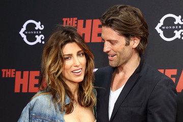 "Jennifer Esposito ""The Heat"" New York Premiere - Inside Arrivals"