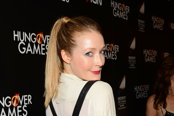 """Jennifer Finnigan Premiere Of Sony Pictures Home Entertainment's """"The Hungover Games"""" - Red Carpet"""
