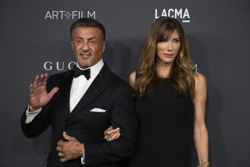 Jennifer Flavin 2016 LACMA Art + Film Gala Honoring Robert Irwin and Kathryn Bigelow Presented by Gucci  - Arrivals