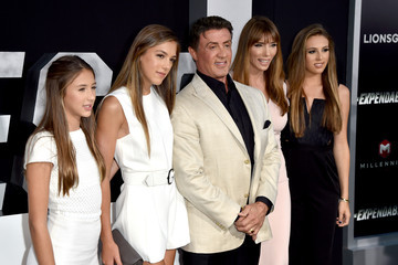 Jennifer Flavin 'The Expendables 3' Premieres in Hollywood — Part 2