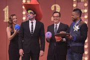 Jimmy Fallon and Steve Higgins Photos Photo