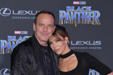 Jennifer Grey Premiere Of Disney And Marvel's 'Black Panther' - Arrivals