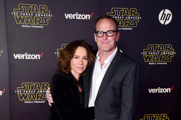 Jennifer Grey Premiere 'Star Wars: The Force Awakens' - Arrivals