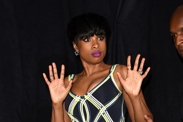Jennifer Hudson 2015 iHeartRadio Music Awards On NBC - Press Room