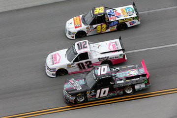 Jennifer Jo Cobb NASCAR Camping World Truck Series Fred's 250 Powered by Coca-Cola