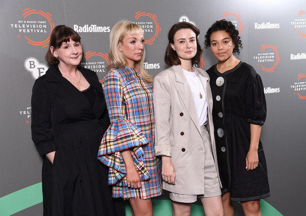 'Call The Midwife' Photocall - BFI & Radio Times Television Festival 2019