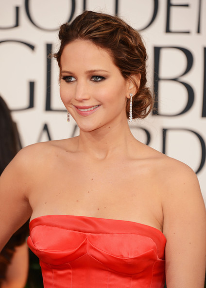 Jennifer Lawrence - 70th Annual Golden Globe Awards - Arrivals