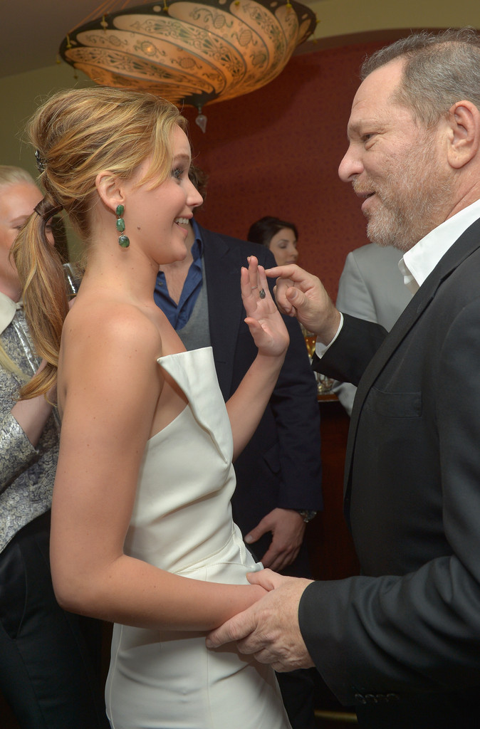Jennifer Lawrence Went Blonder! What Do You Think?