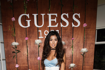 Jennifer Lee GUESS 1981 Fragrance Launch