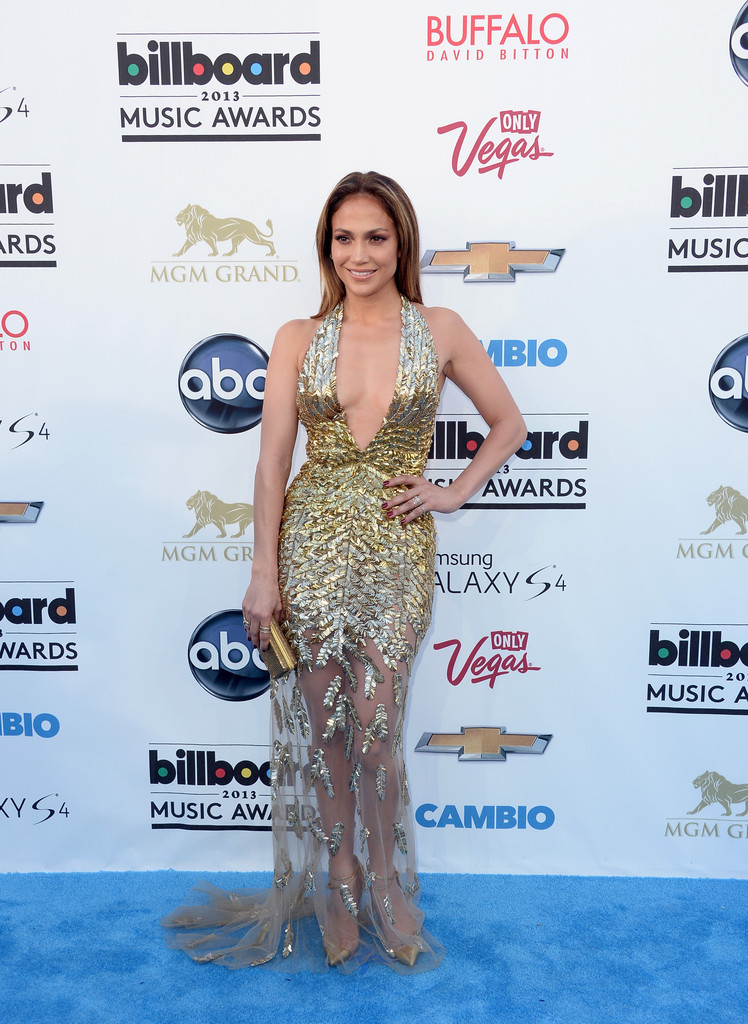 Jennifer Lopez - 2013 Billboard Music Awards - Arrivals