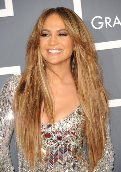 Jennifer Lopez Photos - The 53rd Annual GRAMMY Awards - Arrivals ...