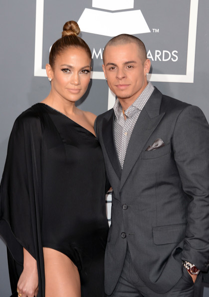 Jennifer Lopez - The 55th Annual GRAMMY Awards - Arrivals