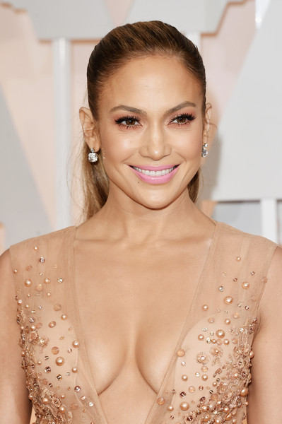 Jennifer Lopez - Arrivals at the 87th Annual Academy Awards — Part 3