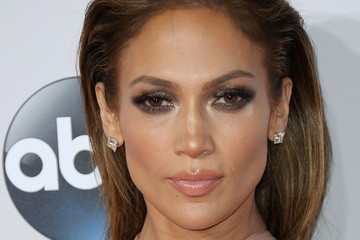 Jennifer Lopez Arrivals at the American Music Awards — Part 2