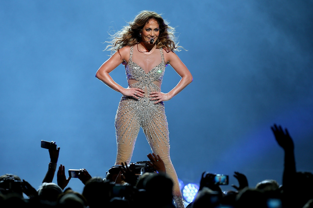 Jennifer Lopez In Jennifer Lopez Live In Perth Zimbio: where does jennifer lopez live
