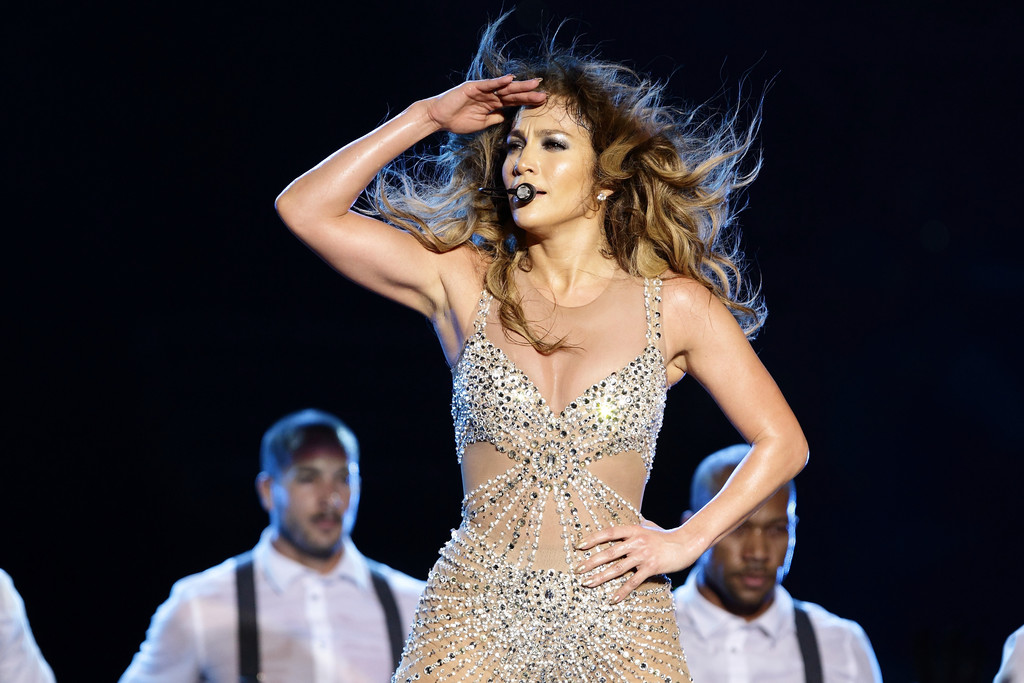Jennifer Lopez In Jennifer Lopez Live In Singapore Zimbio: where does jennifer lopez live