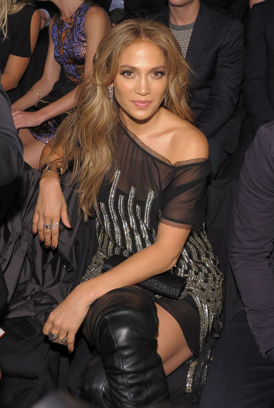 Jennifer Lopez Photos - Tommy Hilfiger - Front Row - Spring 2011 ...