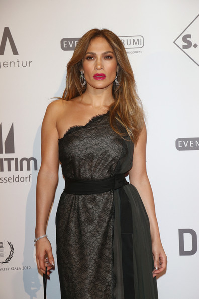 Jennifer Lopez - UNESCO Charity Gala 2012