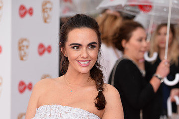 Jennifer Metcalfe Virgin TV BAFTA Television Awards - Red Carpet Arrivals