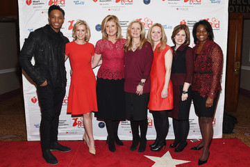 Jennifer Mieres American Heart Association Go Red For Women Luncheon