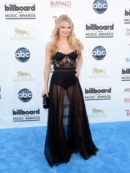Jennifer Morrison Actress Jennifer Morrison arrives at the 2013 Billboard Music Awards at the MGM Grand Garden Arena on May 19, 2013 in Las Vegas, Nevada.