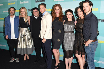 Jennifer Morrison Colin O'Donoghue Entertainment Weekly Hosts its Annual Comic-Con Party at FLOAT at the Hard Rock Hotel