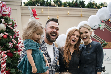 Jennifer Morrison Brooks Brothers Hosts Annual Holiday Celebration In Los Angeles To Benefit St. Jude - Red Carpet