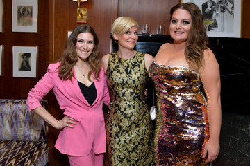 Jennifer Robertson Sarah Levy Entertainment Weekly And L'Oreal Paris Hosts The 2019 Pre-Emmy Party - Inside