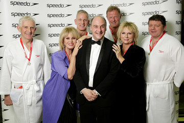 Jennifer Saunders Speedo Hope for Youth Charity Event