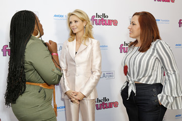 Jennifer Siebel Newsom Cori Bush The L.A. Promise Fund's 'Hello Future' Summit