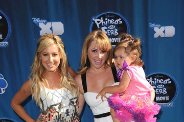 "Jennifer Tisdale Premiere Of Disney Channel's ""Phineas And Ferb: Across The 2nd Dimension"" - Arrivals"