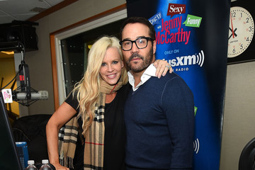 Jenny McCarthy Celebrities Visit SiriusXM - March 23, 2016