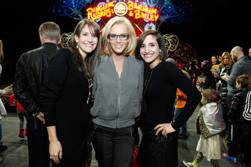 Jenny McCarthy Inside the 'Legends' VIP Show and Party