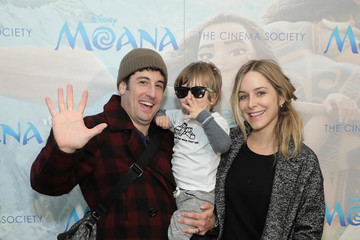 Jenny Mollen Disney and The Cinema Society Host a Special Screening of 'Moana'