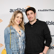 Jenny Mollen Audible Theater Presents A Special Performance Of 'Legal Immigrant' Starring Alan Cumming At Minetta Lane Theatre