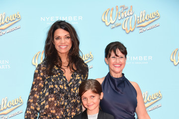 Jenny Powell The Gala Performance Of Wind In The Willows - Red Carpet Arrivals