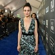 Jenny Slate  25th Annual Critics' Choice Awards - Red Carpet