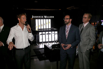 Jenson Button Austin Way Magazine Celebrates Its Nov/Dec Issue With Jenson Button At House Of Walker Austin