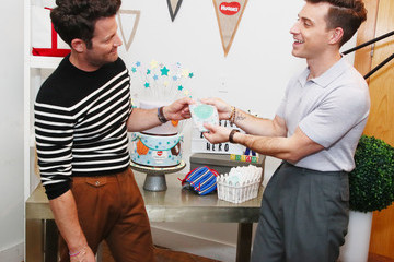 Jeremiah Brent Huggies Launches Huggies Made By You