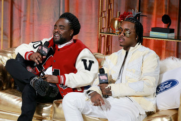 Jeremih Wale BET Presents: 2019 Soul Train Awards -  Backstage And Audience