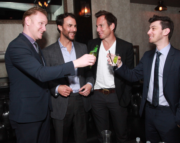 Tribeca Film Festival 2012 After-Party For Mansome At 121 Fulton Street - 4/21/12